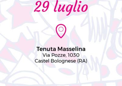 Tenuta Masselina – 29 luglio
